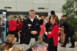 2011 Lourdes Pilgrimage - Airplane Home (7/37)