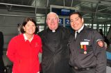 2011 Lourdes Pilgrimage - Airplane Home (11/37)