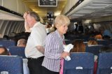 2011 Lourdes Pilgrimage - Airplane Home (23/37)