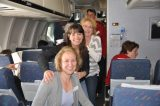 2011 Lourdes Pilgrimage - Airplane Home (25/37)