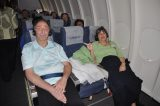 2011 Lourdes Pilgrimage - Airplane Home (31/37)