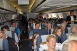 2011 Lourdes Pilgrimage - Airplane Home (37/37)