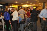 2011 Lourdes Pilgrimage - Airplane Over (5/22)