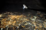 2011 Lourdes Pilgrimage - Airplane Over (10/22)