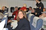 2011 Lourdes Pilgrimage - Airplane Over (13/22)