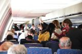 2011 Lourdes Pilgrimage - Airplane Over (17/22)