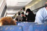 2011 Lourdes Pilgrimage - Airplane Over (20/22)