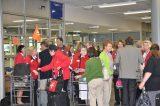 2011 Lourdes Pilgrimage - Airplane Over (22/22)
