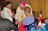 2011 Lourdes Pilgrimage - Anointing (71/117)