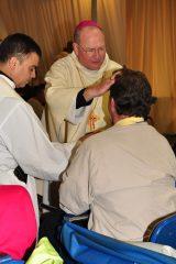 2011 Lourdes Pilgrimage - Anointing (73/117)