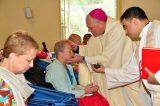 2011 Lourdes Pilgrimage - Anointing (80/117)