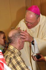 2011 Lourdes Pilgrimage - Anointing (84/117)