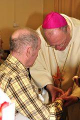 2011 Lourdes Pilgrimage - Anointing (85/117)