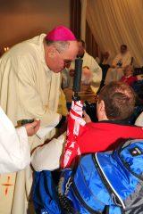2011 Lourdes Pilgrimage - Anointing (89/117)