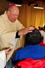 2011 Lourdes Pilgrimage - Anointing (92/117)
