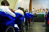 2011 Lourdes Pilgrimage - Anointing (97/117)