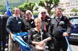 2011 Lourdes Pilgrimage - Archbishop Dolan with Malades (6/267)