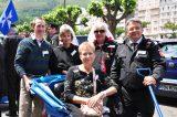 2011 Lourdes Pilgrimage - Archbishop Dolan with Malades (7/267)