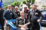 2011 Lourdes Pilgrimage - Archbishop Dolan with Malades (8/267)