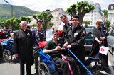 2011 Lourdes Pilgrimage - Archbishop Dolan with Malades (9/267)