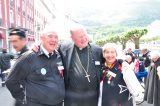 2011 Lourdes Pilgrimage - Archbishop Dolan with Malades (13/267)