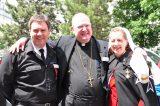 2011 Lourdes Pilgrimage - Archbishop Dolan with Malades (16/267)