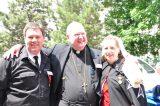 2011 Lourdes Pilgrimage - Archbishop Dolan with Malades (17/267)