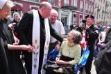 2011 Lourdes Pilgrimage - Archbishop Dolan with Malades (30/267)