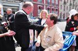 2011 Lourdes Pilgrimage - Archbishop Dolan with Malades (45/267)