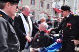 2011 Lourdes Pilgrimage - Archbishop Dolan with Malades (139/267)