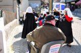 2011 Lourdes Pilgrimage - Footsteps (8/97)