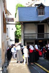 2011 Lourdes Pilgrimage - Footsteps (12/97)