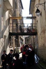 2011 Lourdes Pilgrimage - Footsteps (19/97)