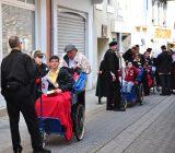 2011 Lourdes Pilgrimage - Footsteps (23/97)