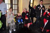2011 Lourdes Pilgrimage - Footsteps (34/97)
