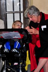 2011 Lourdes Pilgrimage - Footsteps (37/97)
