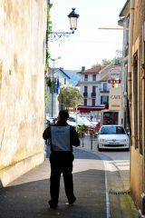 2011 Lourdes Pilgrimage - Footsteps (41/97)