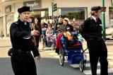 2011 Lourdes Pilgrimage - Footsteps (50/97)
