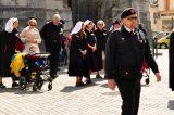 2011 Lourdes Pilgrimage - Footsteps (75/97)