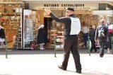 2011 Lourdes Pilgrimage - Footsteps (77/97)