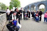 2011 Lourdes Pilgrimage - Footsteps (80/97)