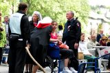 2011 Lourdes Pilgrimage - Footsteps (82/97)