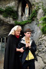 2011 Lourdes Pilgrimage - Footsteps (84/97)