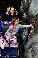 2011 Lourdes Pilgrimage - Footsteps (85/97)