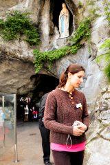 2011 Lourdes Pilgrimage - Footsteps (86/97)