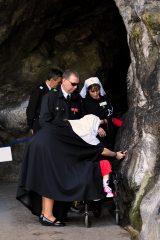 2011 Lourdes Pilgrimage - Footsteps (89/97)