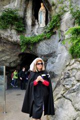2011 Lourdes Pilgrimage - Footsteps (90/97)