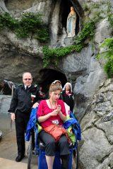 2011 Lourdes Pilgrimage - Footsteps (92/97)