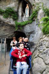 2011 Lourdes Pilgrimage - Footsteps (94/97)