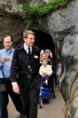 2011 Lourdes Pilgrimage - Footsteps (96/97)